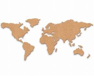 Carte Du Monde En Liège : carte du monde tableau en li ge pour afficher ses photos ~ Melissatoandfro.com Idées de Décoration