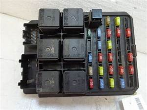 98 Ford Windstar Fuse Box