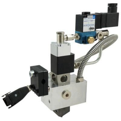 Nordson® EP11 compatible slot die head