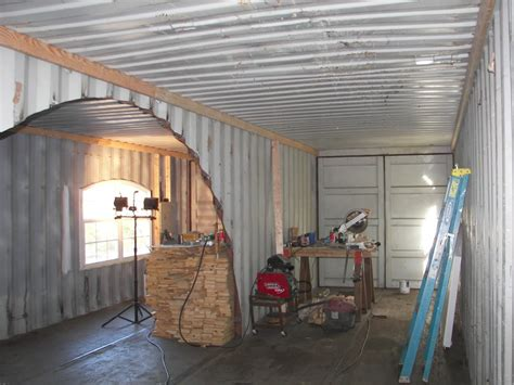 shipping container home interiors this started with just dirt what he did with it made