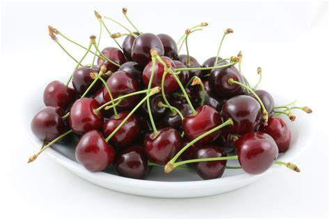cherries types what are the different types of cherries