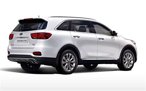 kia sorento   review price specs engine