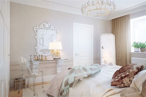 Modern And Stylish Apartment Interior Design From Pavel