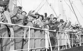 What Happened t... Jewish Refugees Quotes