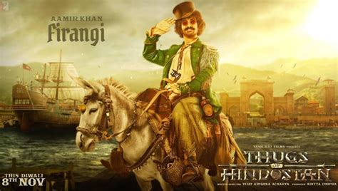 Thugs Of Hindostan (thugs Of Hindustan) Box Office Collection Day 1