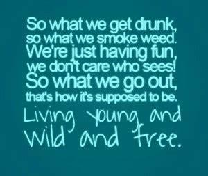 Wiz Khalifa Wee... Wiz Kush Quotes