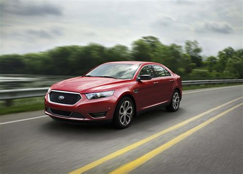 2019 Ford Taurus Review, Ratings, Specs, Prices, And