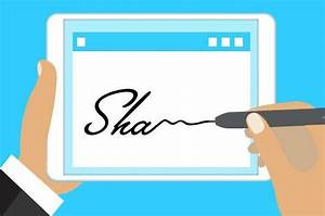 Under What Laws Is a Digital Signature Accepted In India?