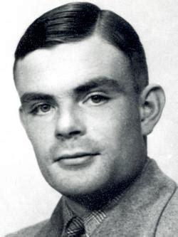 Anniversaire de Alan Turing - biographie et date de naissance