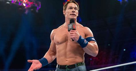 John Cena Provides An Update On His Status With WWE