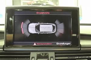 Audi A1 Kosten : nachr stung einparkhilfe front und heck aps f r audi a6 ~ Kayakingforconservation.com Haus und Dekorationen
