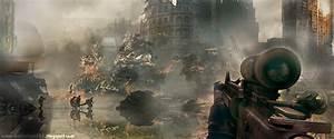 Battlefield 247 : [BF4 Wallpaper] Battlefield Los Angeles