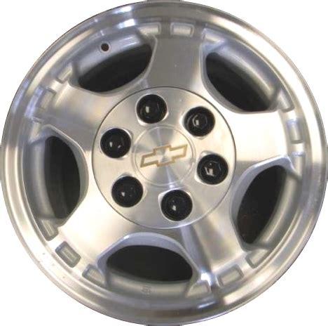 tire pressure monitoring 2003 chevrolet astro free book repair manuals chevrolet express 1500 wheels rims wheel rim stock oem replacement