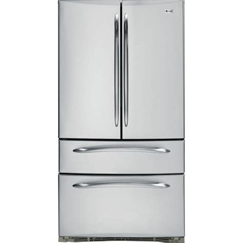ge profile door refrigerator ge profile 20 8 cu ft door refrigerator in