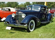 1934 Packard Twelve Dietrich Victoria information