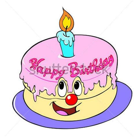 Happy Birthday Animated Clip Happy Birthday Animated Clipart Clipart Suggest