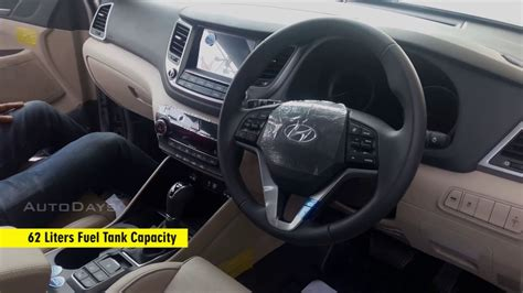 2017 Hyundai Tucson Interior Features