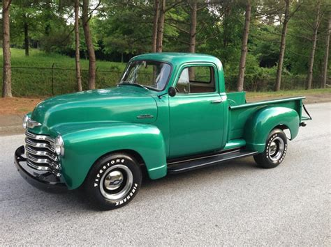 1954 Used Chevrolet 3100 Sold  Pick Up Truck At Dixie