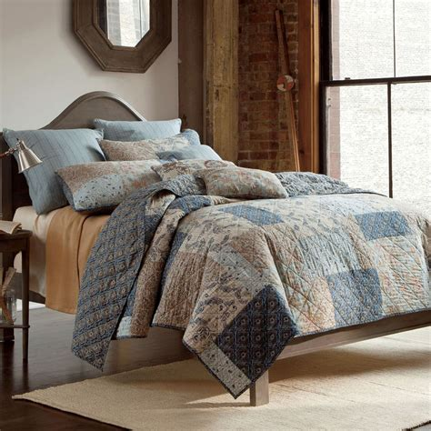 jcpenney bedding quilts jcpenney linden streettm fairview patchwork quilt