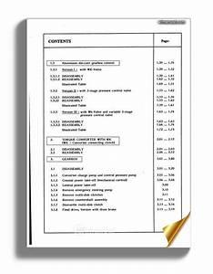 Xtreme Forward Reach Forklift Xr1245 1254 Parts Manual