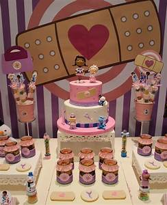 Doc McStuffins Birthday Party Ideas Photo 1 Of 23