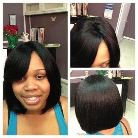 Hair Salon Invisible Part Pics   LONG HAIRSTYLES