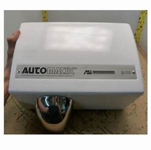 Asi Model 0123 No Touch  208v  Circuit Board  U2014 Allied Hand Dryer