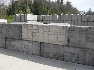Cinder Block Retaining Wall Design How To Build A Concrete ...