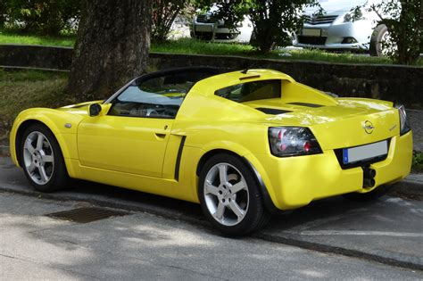 file opel speedster 2 2 heck jpg wikimedia commons