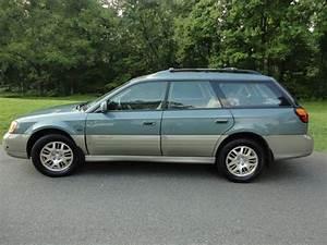 Find Used 2002 Subaru Outback L L  Bean Wagon 4