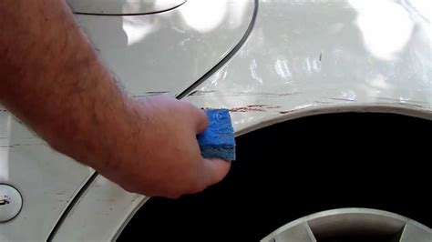 How To Remove Scuff Marks From Your Car's Paint Don't