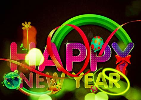 happy  year  hawaiian japanese russian korean language