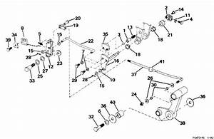 Evinrude Shift  U0026 Throttle Linkage  Continued  Parts For