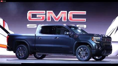 gmc debuts   sierra  upscale  high tech