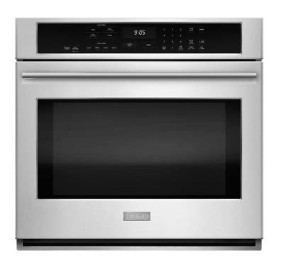 ge monogram  single electric wall oven  cleaning convection zetshss ebay