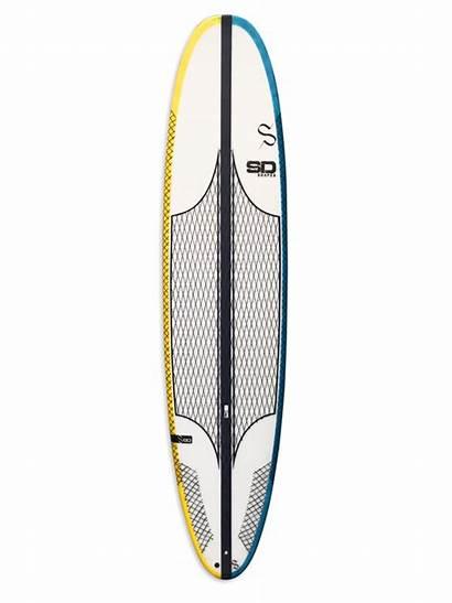 Shapes Longboard Sd Sup 100l