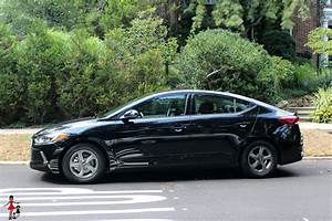 "2017 Hyundai Elantra Eco AKA ""The Black Car"" - Rattles & Heels"