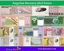 Angolan Kwanza Currency   Angola Kwanza Notes   Diary Store
