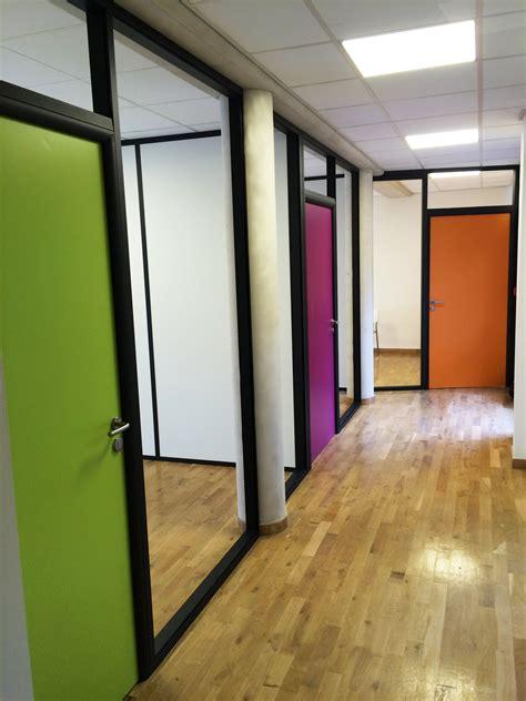 d駑駭agement bureau porte couleur espace cloisons alu espace cloisons alu