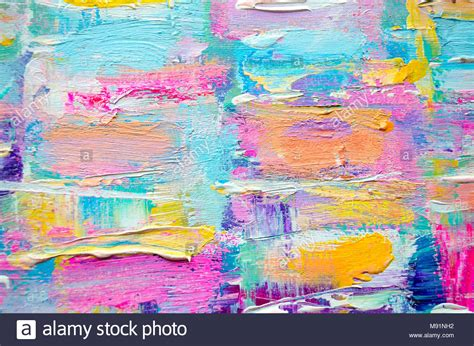Abstrakte Kunst Leinwand by Acryl Malerei Gezeichnet Abstrakte Kunst Hintergrund