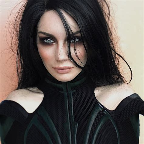 Hela COSPLAY by PlaySafeee on DeviantArt