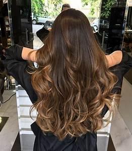 Ombré Hair Marron Caramel : instagram analytics caramelblond cheveux cheveux ~ Farleysfitness.com Idées de Décoration