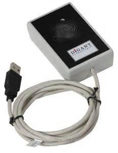 RFID HF Desktop reader DT135MUDR - Digant Technologies