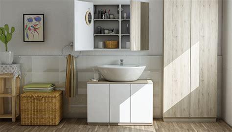 badezimmerschrank weiss unikat systemmoebel