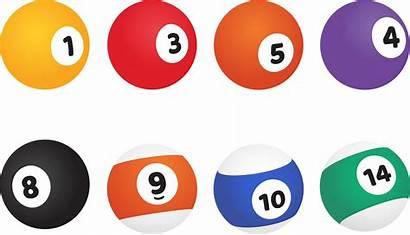 Billiard Balls Billiards Pool Clipart Vector Indoor