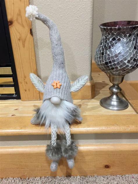 repurposed easter bunny gnome ot heidisgnomes na etsy