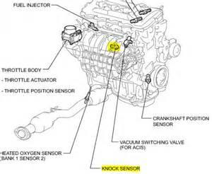 2004 toyota tacoma oxygen sensor how do i access the bank 1 knock sensor on a 2011 4cyl toyota camry autocodes com q a