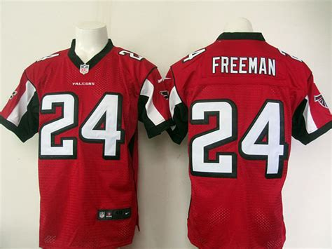 Ecseller Official--mens Nfl Atlanta Falcons #24 Freeman