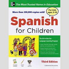Spanish For Children  Catherine Bruzzone  Little Linguist