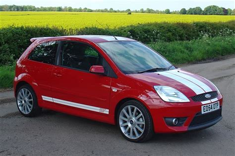 ford fiesta st    prices parkers
